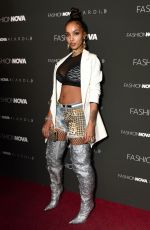 Lola Monroe At Fashion Nova x Cardi B launch event, Los Angeles
