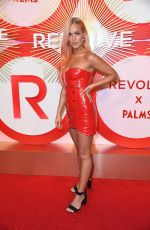 Lottie Tomlinson At #REVOLVE awards, Las Vegas
