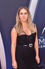 Lucie Silvas At 52nd Annual CMA Awards, Nashville
