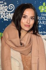 Lucy Watson At Hyde Park Winter Wonderland VIP launch at Hyde Park, London