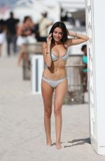 Madison Beer On the beach in Miami
