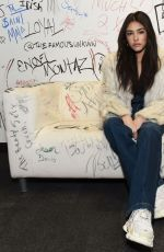 Madison Beer Visits at Music Choice in NYC