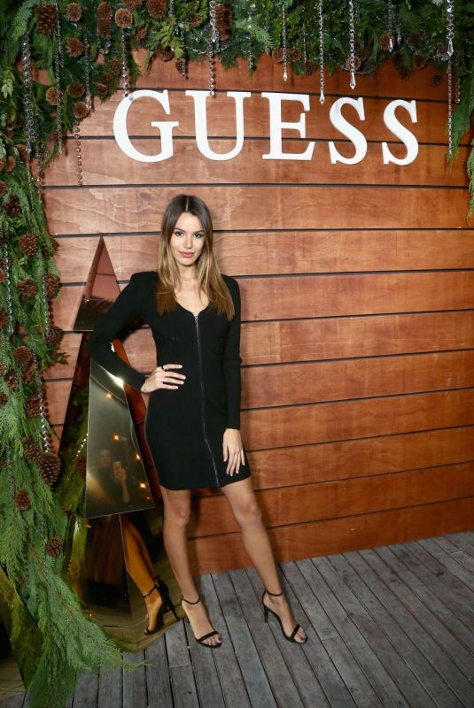 Madison Reed At GUESS Holiday 2018 Event in West Hollywood