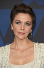 Maggie Gyllenhaal At 2018 Governors Awards, Los Angeles