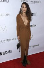 Maggie Q At An Evening in China with WildAid in Beverly Hills