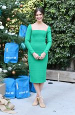Mandy Moore At Mandy Moore and Garnier Whole Blends Support UNICEF in Los Angeles