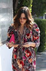 Mandy Moore Out & about in Beverly Hills