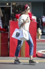 Mandy Moore Out shopping in Los Angeles