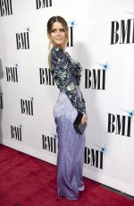 Maren Morris At 66th Annual BMI Country Awards in Nashville