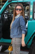 Maria Menounos Out and about in Beverly Hills