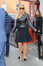 Mariah Carey Leaving Sant Ambroeus West Village in New York City