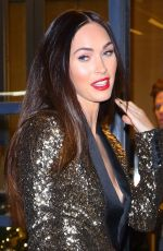 Megan Fox Appearance on Watch What Happens Live! in Manhattan, New York