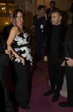 Meghan Markle & Prince Harry attending the Royal Variety Performance in London