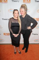 Melissa Joan Hart & Caroline Rhea At Lupus LA 16th Annual Hollywood Bag Ladies Luncheon at The Beverly Hilton Hotel