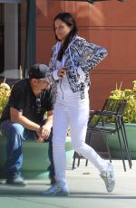 Michelle Rodriguez At a doctor