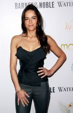 Michelle Rodriguez At Moves Magazine Gala