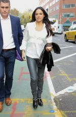 Michelle Rodriguez Spotted out and about in New York