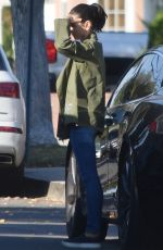 Mila Kunis Making a stop to get some water in Los Angeles