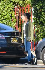 Mila Kunis Runs errands in LA