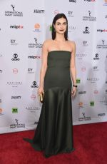 Morena Baccarin At 46th Annual International Emmy Awards in NYC