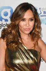 Myleene Klass At Global Radio