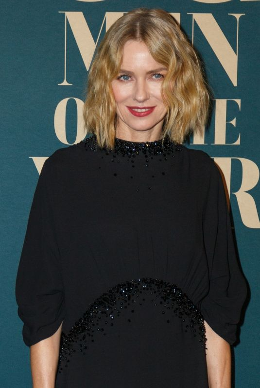 Naomi Watts At GQ Men of the Year Awards, held at The Star Event Centre, Sydney