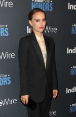 Natalie Portman At IndieWire Honors 2018 in Los Angeles
