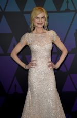 Nicole Kidman At 10th Annual Governors Awards in Hollywood