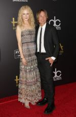 Nicole Kidman At 22nd Annual Hollywood Film Awards at Beverly Hilton Hotel