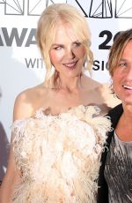 Nicole Kidman At The Aria Award at The Star in Sydney