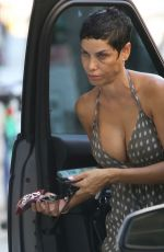 Nicole Murphy Out in Beverly Hills