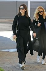 Nigella Lawson Arriving in Perth ahead of the gourmet food weekend in Margret River Western Australia