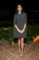 Nina Dobrev At Michael Kors x Kate Hudson dinner, Los Angeles