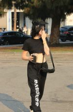 Noah Cyrus Out in Los Angeles