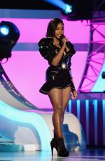 Normani Kordei At BET Presents: 2018 Soul Train Awards in Las Vegas