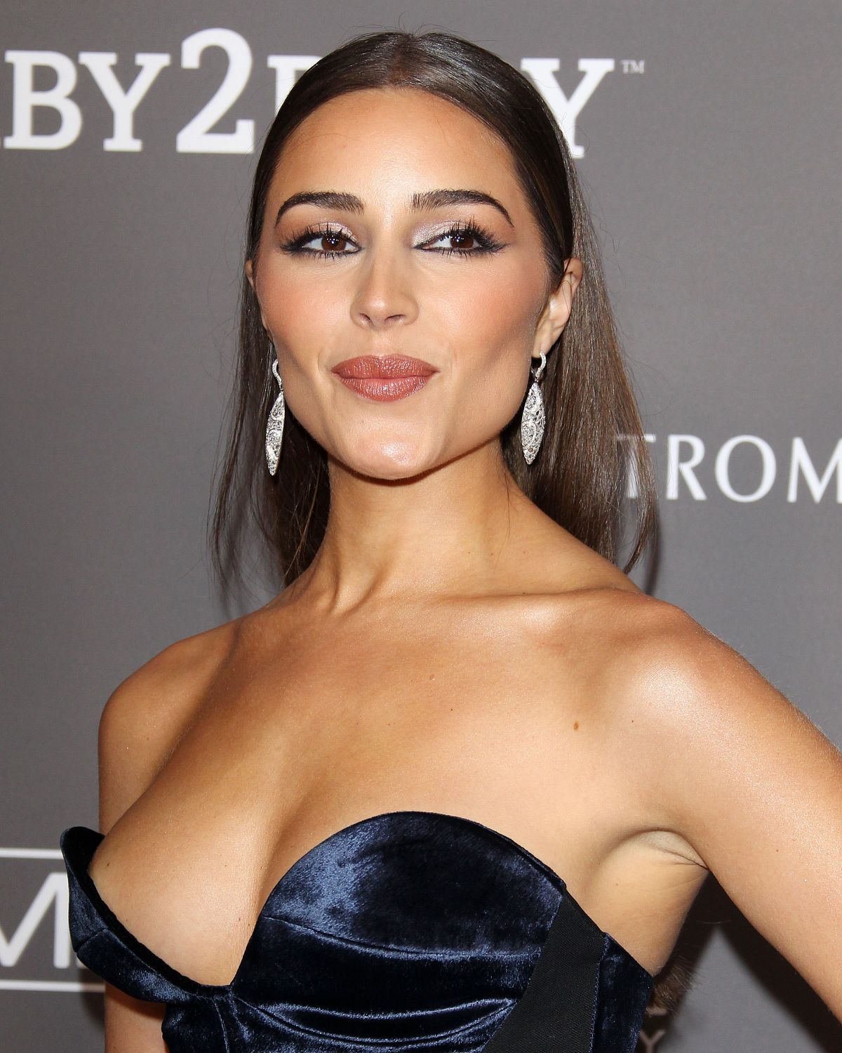 Culver City Christmas Tree: Olivia Culpo At 2018 Baby2Baby Gala Presented By Paul