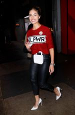 Olivia Culpo Out in New York City