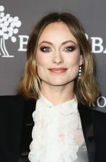 Olivia Wilde At 2018 Baby2Baby Gala Presented by Paul Mitchell in Culver City