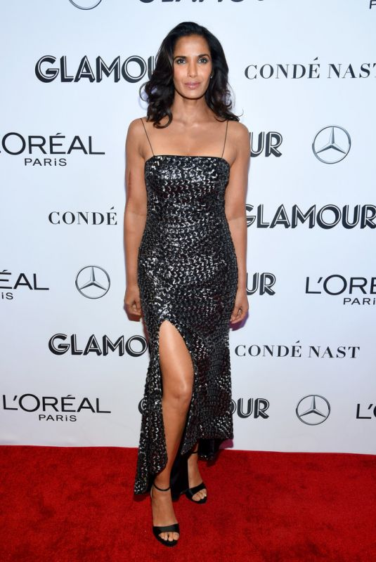 Padma Lakshmi At 2018 Glamour Women Of The Year Awards: Women Rise in NYC