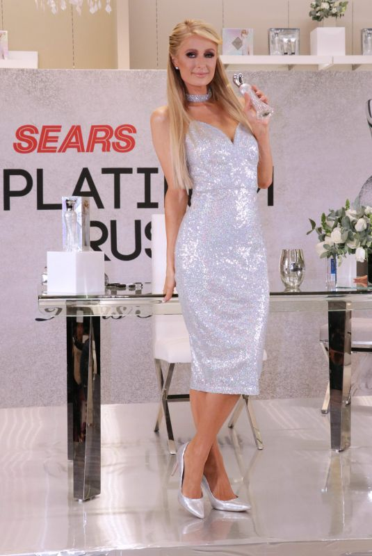 Paris Hilton At