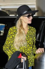 Paris Hilton with Chris Zylka out in Los Angeles
