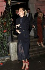 Poppy Delevingne Attends the Annabel