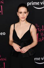 "Rachel Brosnahan At ""The Marvelous Mrs. Maisel"" Season 2 New York Premiere"
