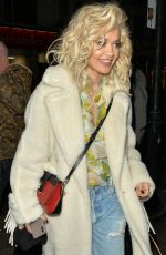 Rita Ora Out and About in London