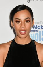 Rochelle Humes At Global Radio