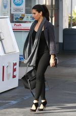 Roselyn Sanchez Out in Studio City
