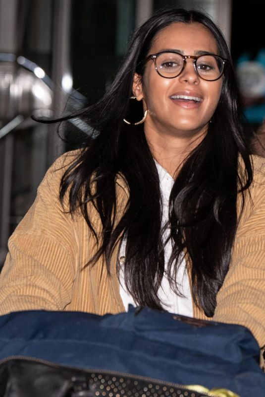 Sair Khan Arriving At Brisbane Airport in Australia