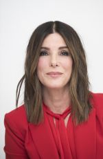 "Sandra Bullock Who stars in ""Bird Box"", at the Four Seasons Hotel in Beverly Hills"