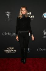 Sara Foster At The Grove Christmas Tree Lighting in Los Angeles