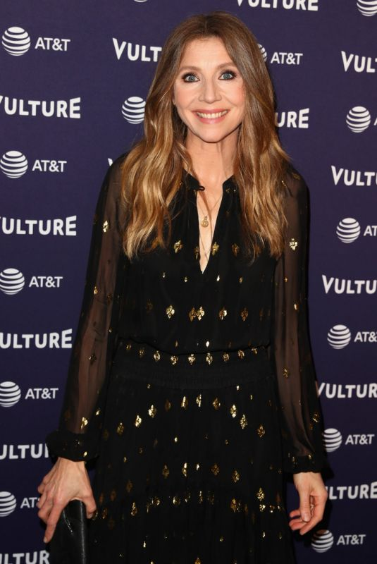 Sarah Chalke At Vulture Festival Presented By AT&T - DAY 1 in Hollywood